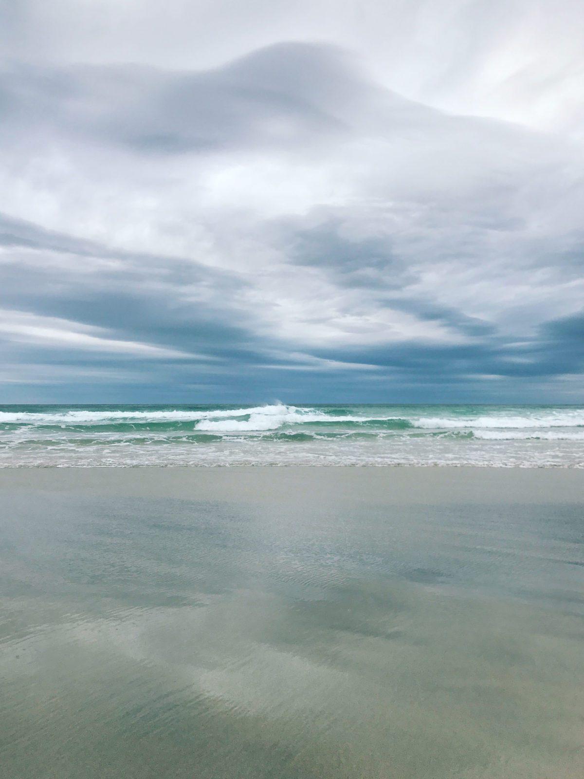 Kvalvika Beach.
