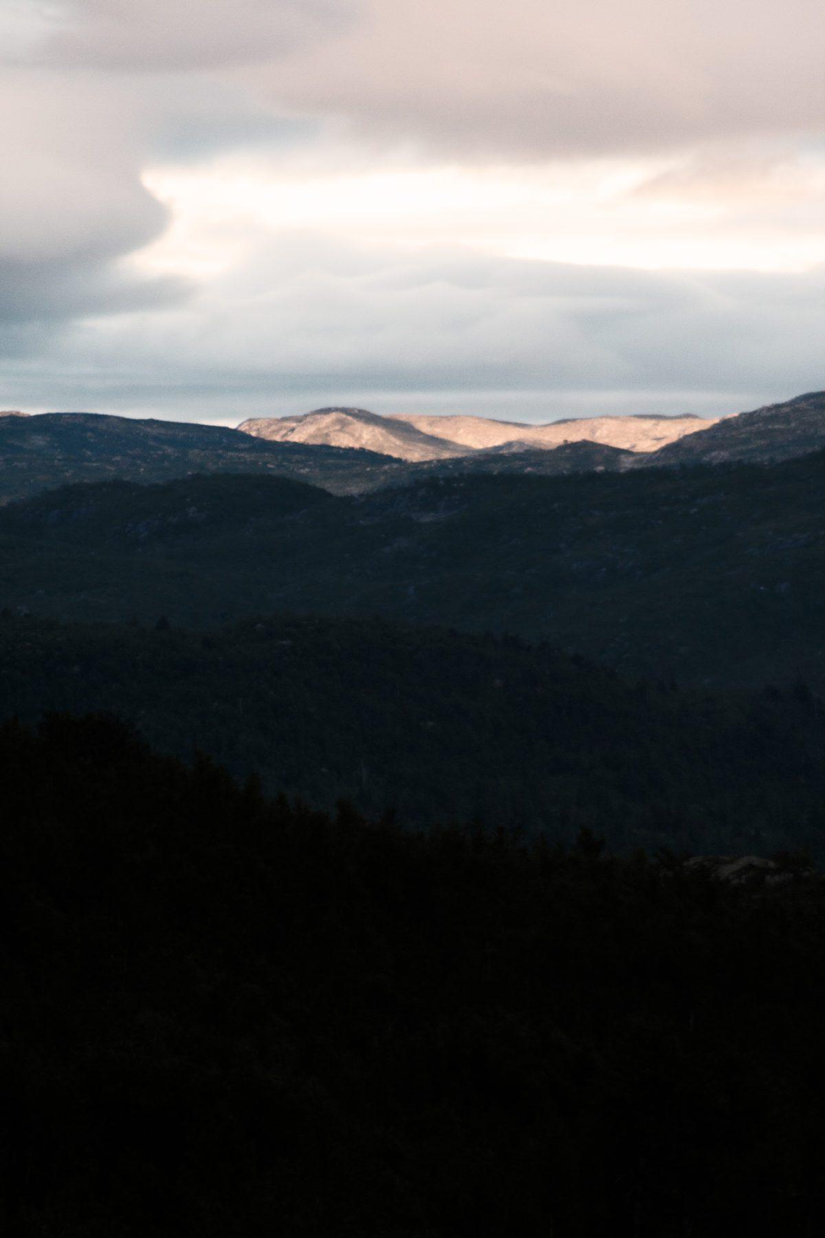 Mountains, Røldal, Norway