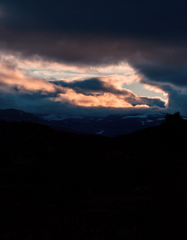 Clouds, Røldal, Norway