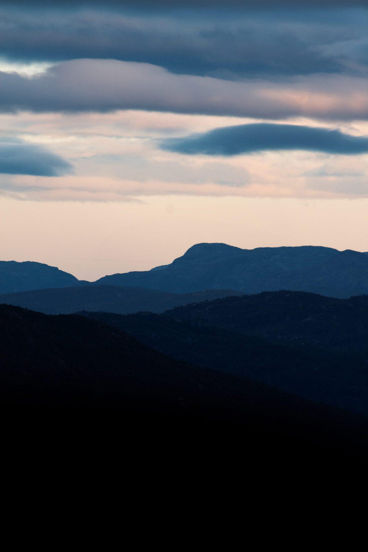 Blue Mountains, Røldal, Norway