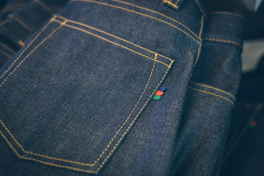 Sarva jeans seams
