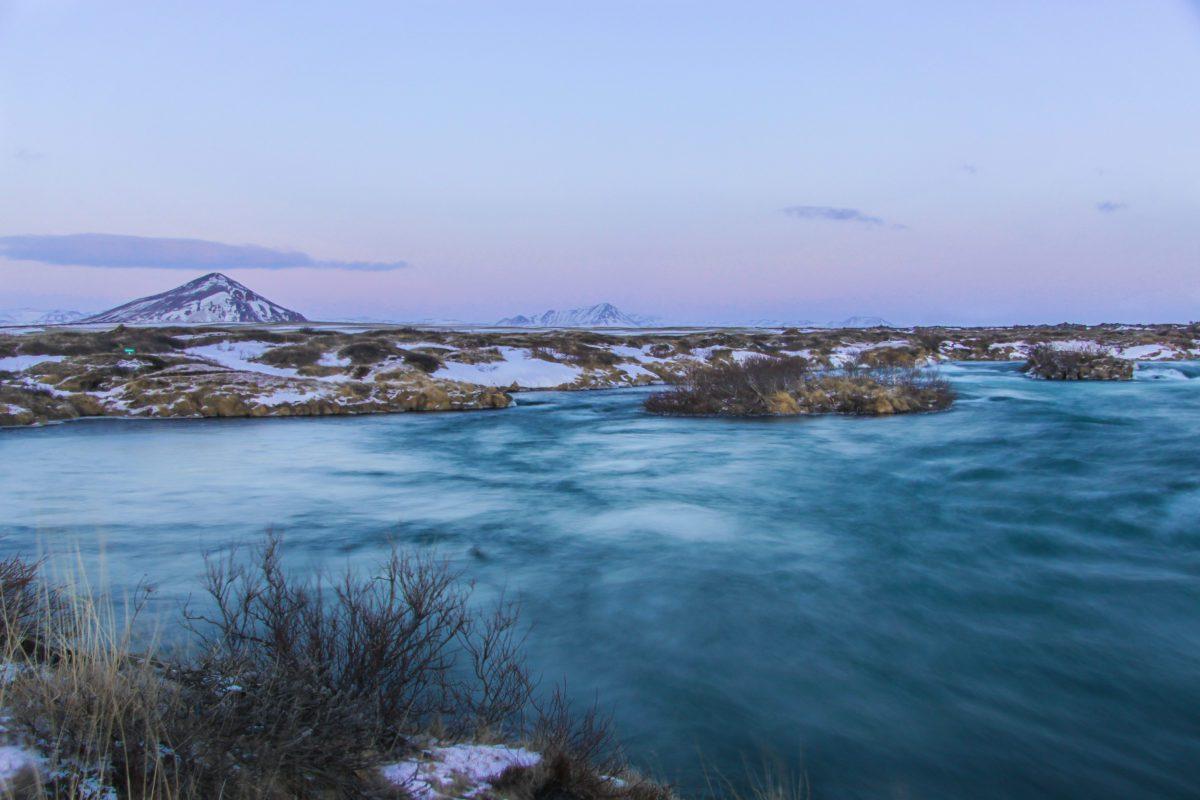 Myvatn, Iceland.