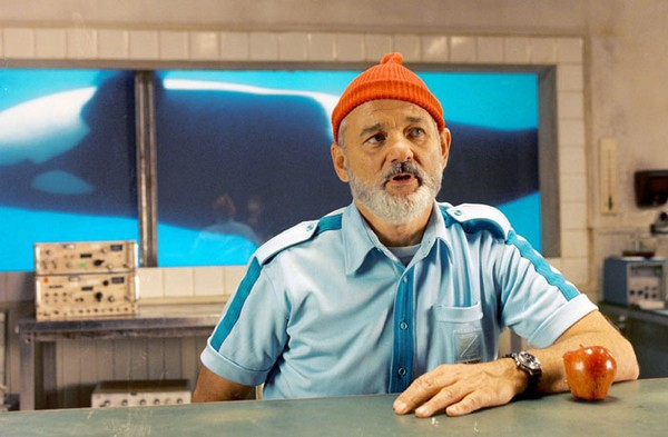 Steve Zissou Red Hat