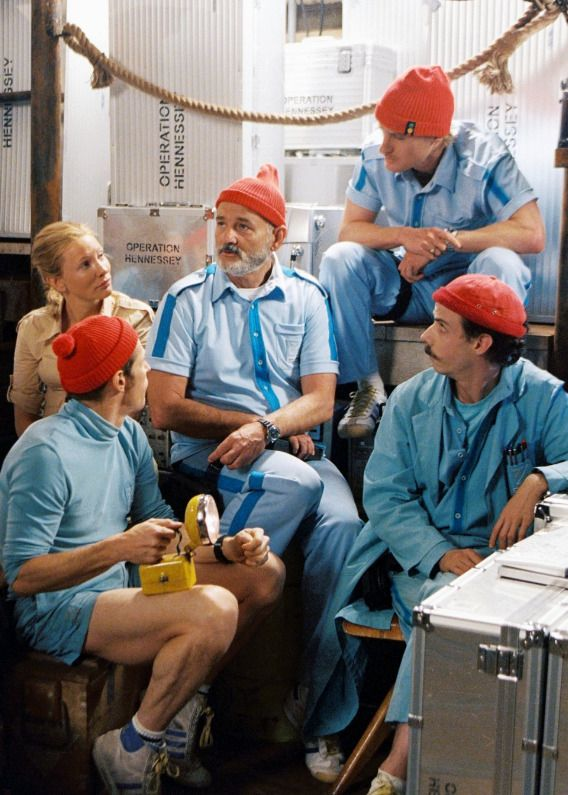 Red hat variety in Life Aquatic