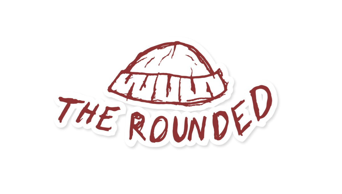First brand of the rounded red beanie.