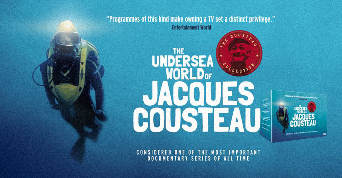 The Undersea World of Jaques Cousteau
