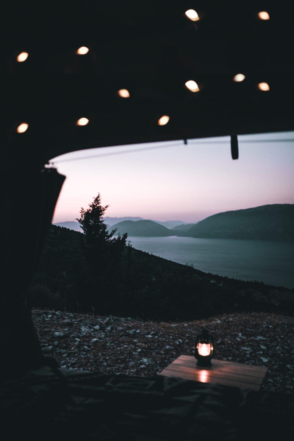 Kefalonia sunset.