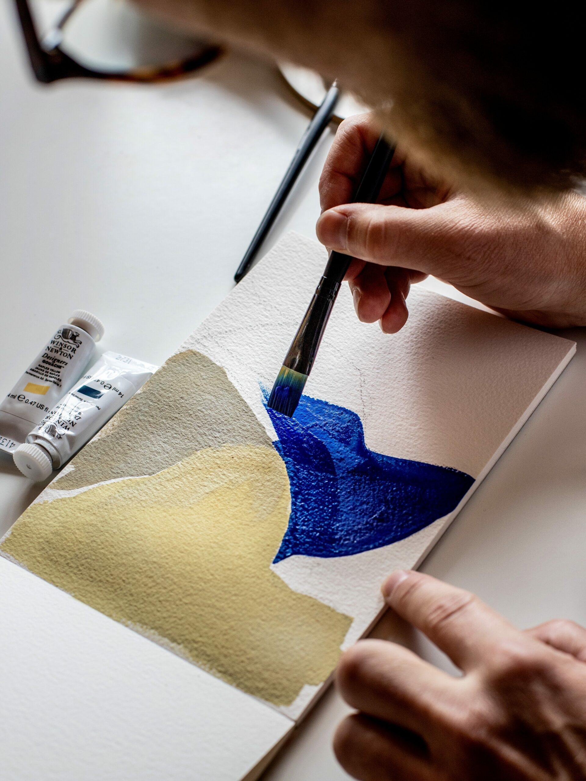 Fjelltopp packaging design in the making.